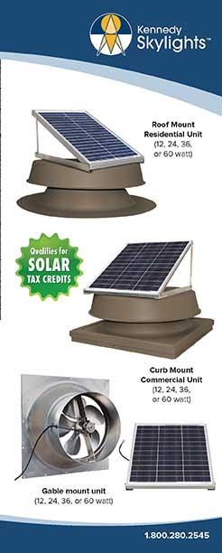 Natural Light Solar Attic Manual Guide