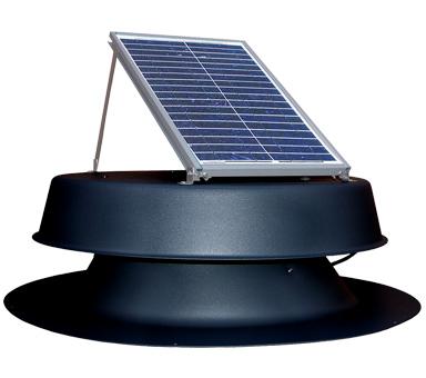 12 watt roof mounted fan  sc 1 st  Kennedy Skylights & Solar Attic Fans - Kennedy Skylights
